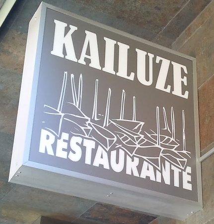 Kailuze: Logotipo fachada