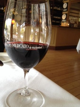 Mercato @ Daylesford: Wonderful ambience, fine dining