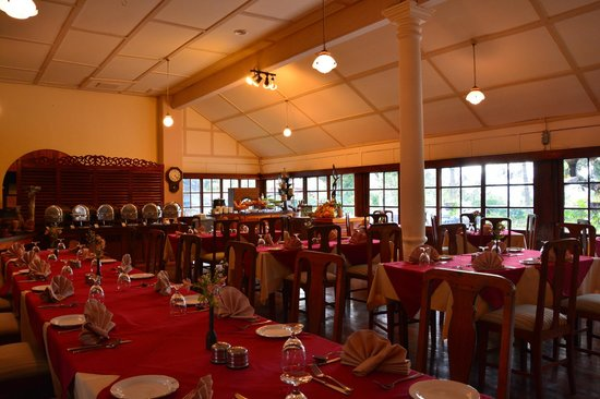 Bandarawela Hotel: Restaurant