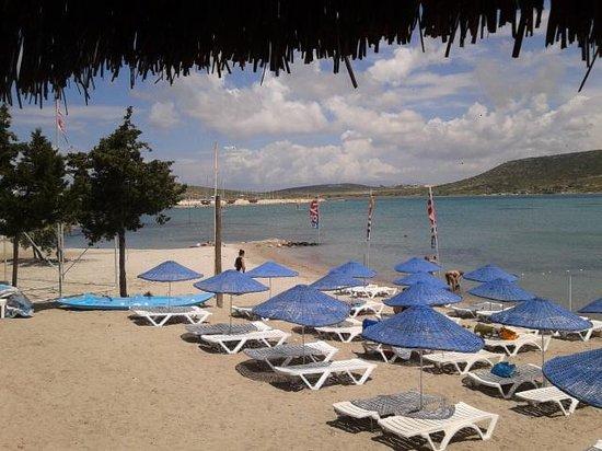 Imren Han Hotel & Mansions : surf beach