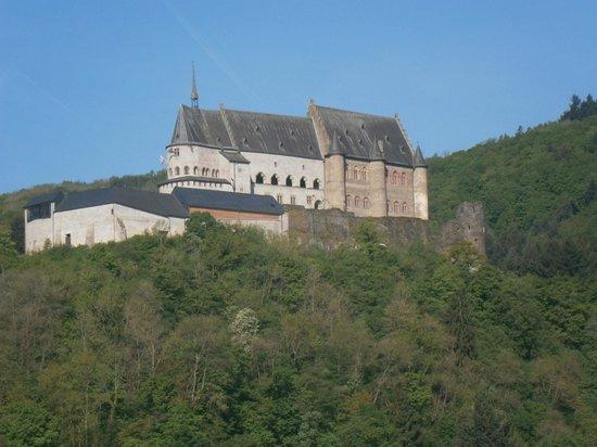 Hotel Belle Vue : Castle of Vianden