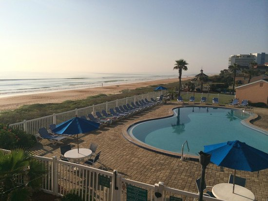 Coral Sands Inn & Seaside Cottages Ormond Beach: It was lovely