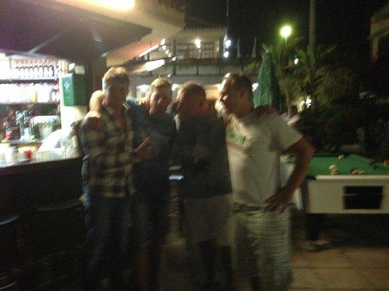 Maspalomas Oasis Club: Spaß haben