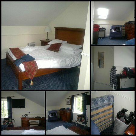 Damson Dene Hotel: double room in cottage No 3