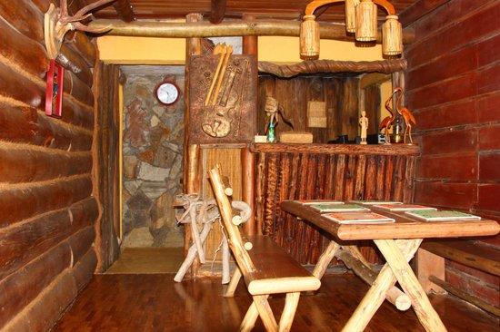 The Log Nuwara Eliya : Dinning Area