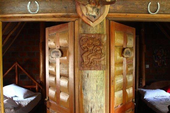 The Log Nuwara Eliya : Rooms