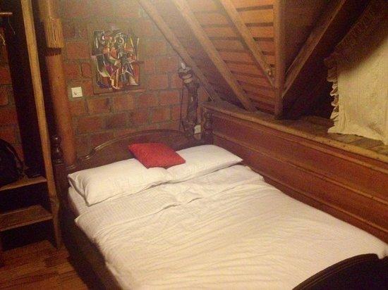 The Log Nuwara Eliya : Sleeping Area