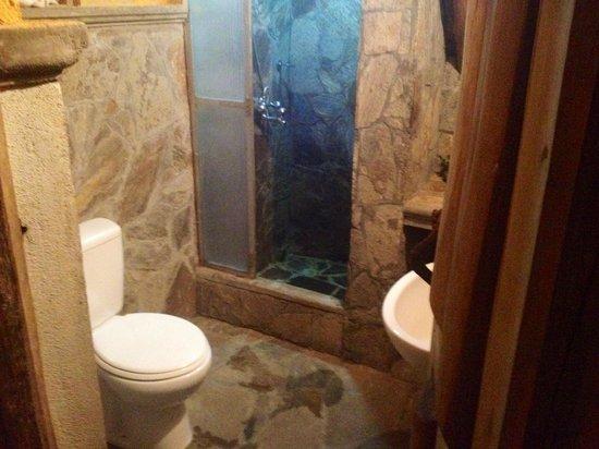 The Log Nuwara Eliya : Bathroom