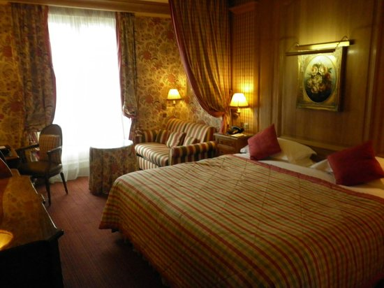 Chambiges Elysees Hotel : Room 501