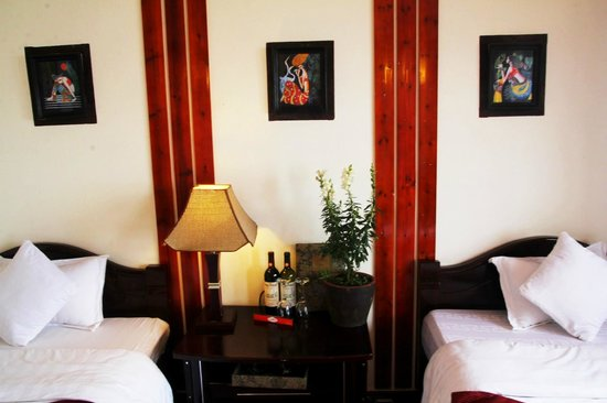 Boutique Sapa Hotel: Twin Deluxe Room