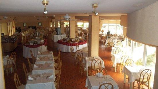 Dom Pedro Madeira : La salle de restaurant