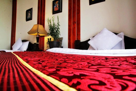 Boutique Sapa Hotel: Deluxe Twin Room