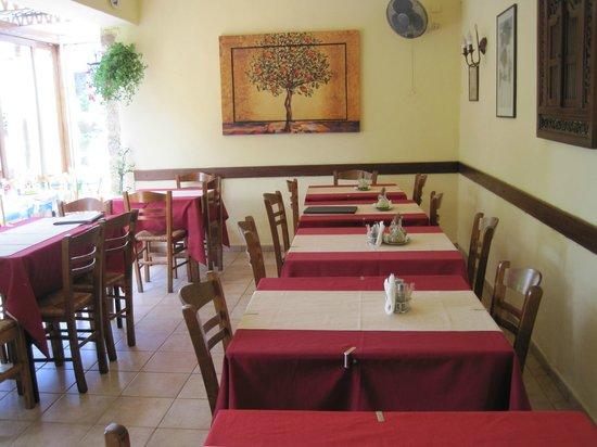Taverna Kostas : Dining