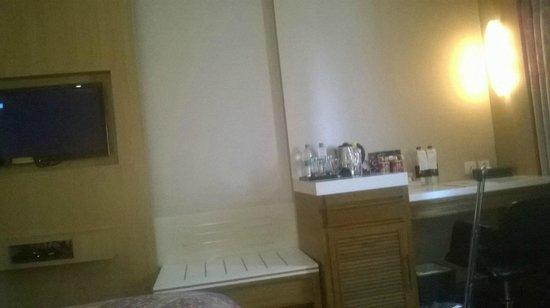 Hotel Bawa International: Room.1
