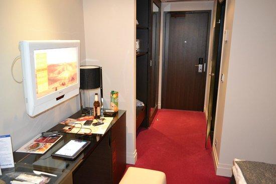 Tallink Hotel Riga : Entrance
