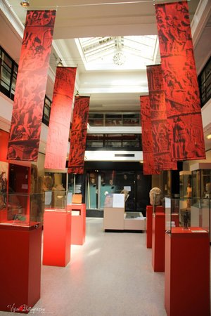 Yorkshire Museum: the exhibition