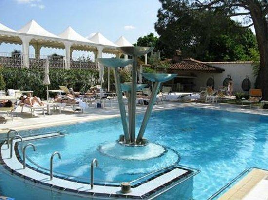 Millepini Terme Hotel: hotel terme millepini - piscina esterna