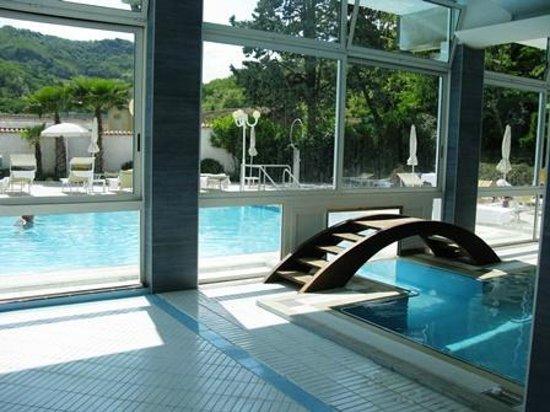 Millepini Terme Hotel: hotel terme millepini - piscina interna-esterna