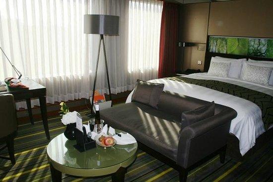 Lotte Hotel Seoul: номер