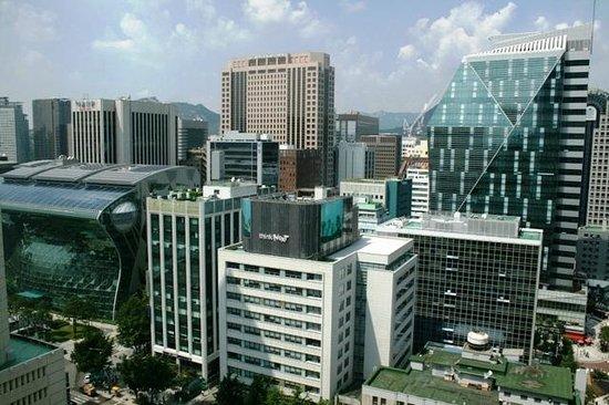 Lotte Hotel Seoul: вид