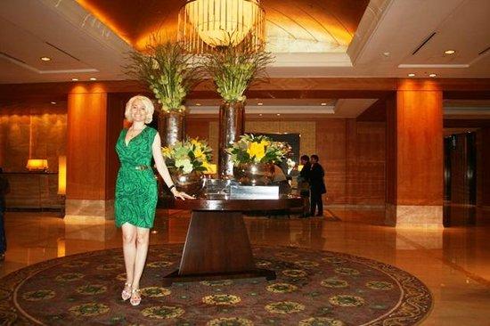 Lotte Hotel Seoul: холл
