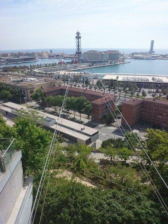 Parc de Montjuic: Teleférico del Puerto