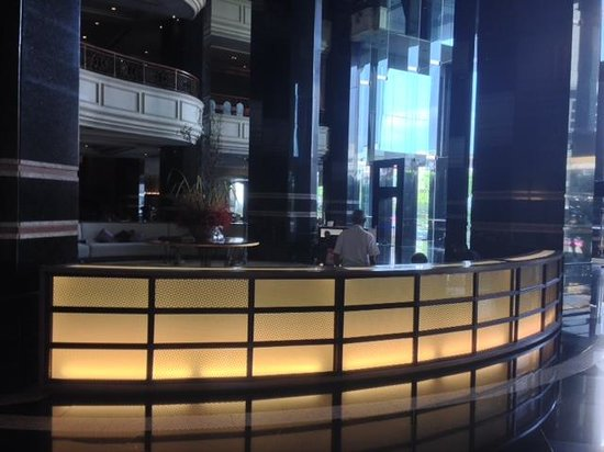 Swissotel Le Concorde Bangkok: Lobby