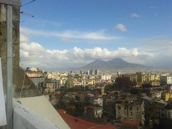 Villa D'Agostino : panorama
