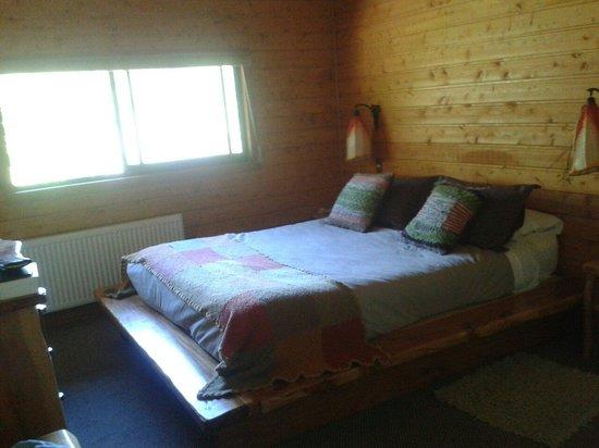 Peumayen Lodge & Termas: Pieza matrimonial