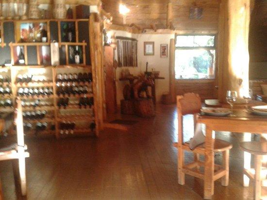 Peumayen Lodge & Termas: Restaurant