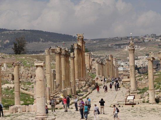 Ruinen von Gerasa: Гераса