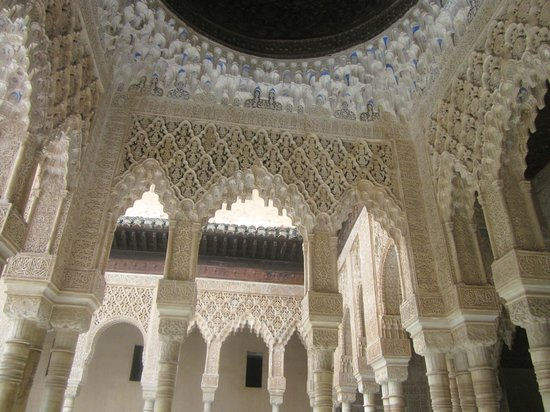 The Alhambra: amazing work