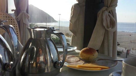Windsor Plaza Copacabana Hotel: café da manhã