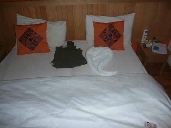 Le Surcouf Hotel & Spa: der Zimmerservice war tadellos