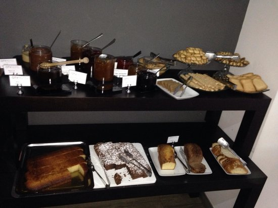 City Hotel Thessaloniki: Frühstück