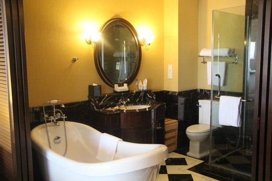 The Majestic Malacca: restroom