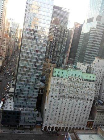 Row NYC Hotel : las vistas,