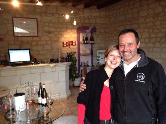 Domaine de Clos Maurice : The beautiful couple behind the Domaine des Clos Maurice