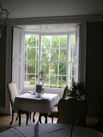 The Old Rectory: Breakfast room