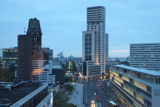 Hotel Palace Berlin: Great view