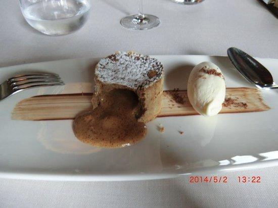 Alameda Restaurant: デザート:ケーキ