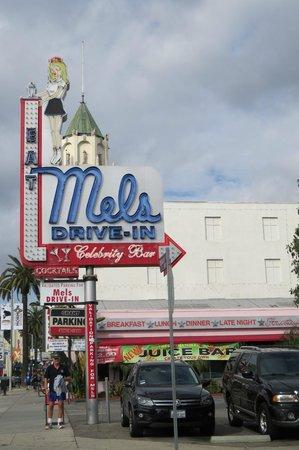 Mels Drive In Diner