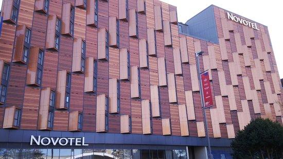 Novotel London Wembley Fachada Del Hotel