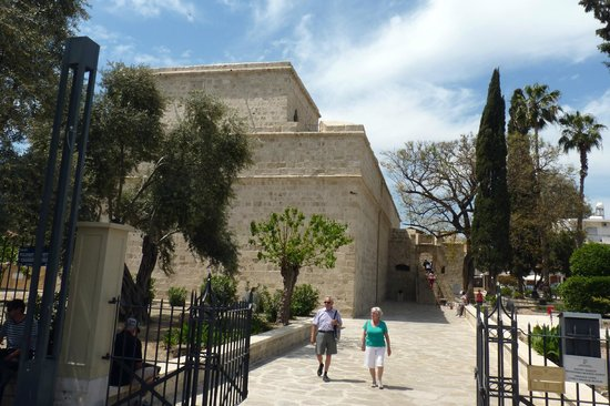 Limassol Castle: l'ingresso