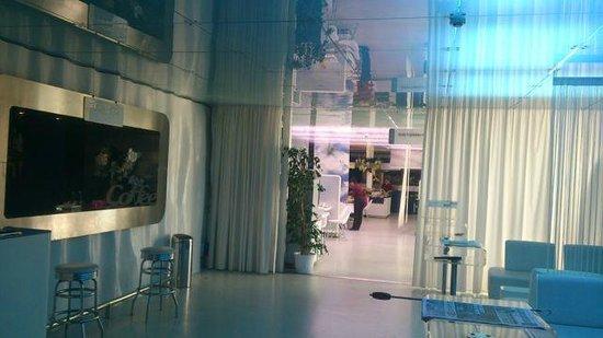 Hotel San Ranieri: Reception