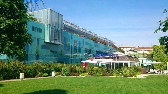Hotel San Ranieri: The exterior