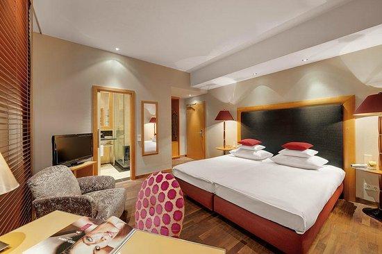 anna hotel design double room