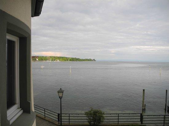 """Steigenberger Inselhotel: Es """"möwt"""" und """"entet"""" bei offenem Fenster"""