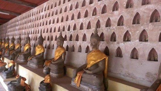 Wat Si Saket: 仏様