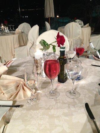 Grand Hotel Capodimonte: Belle Vue Al A Carte